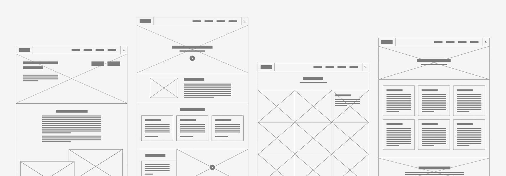 картинки для прототипа сайта